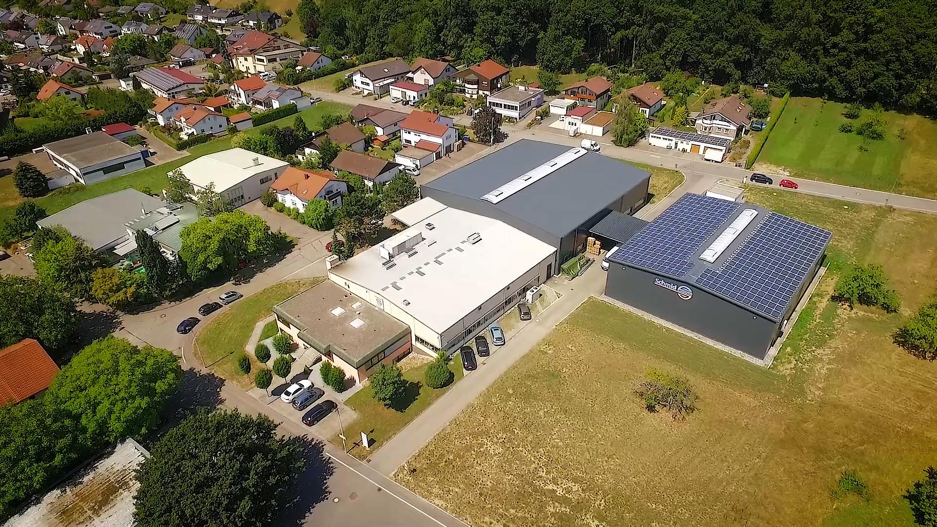 Luftaufnahmen Drohnenaufnahmen Landfschaft von Vision Unlimited